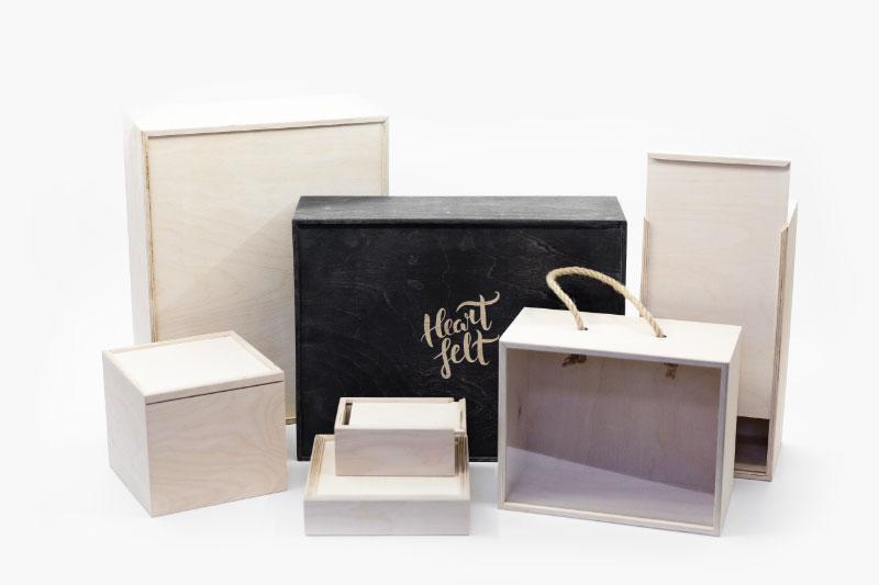 Деревянные коробки из фанеры