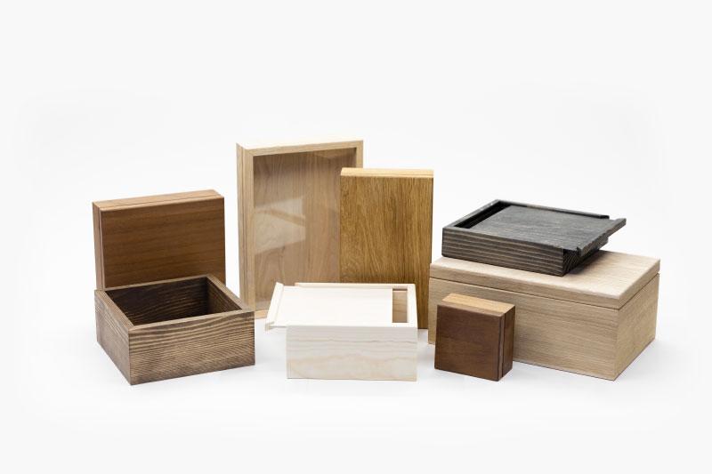 Деревянные коробочки на заказ